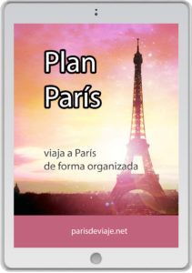 plan paris